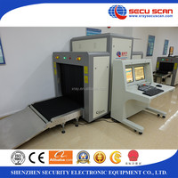 X-ray machine AT10080 X-ray baggage Scanner for Airport/Station/Logistics use