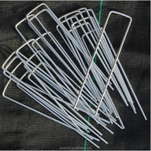 Top sales Landscape Staples SOD Staple Stakes Square Pins
