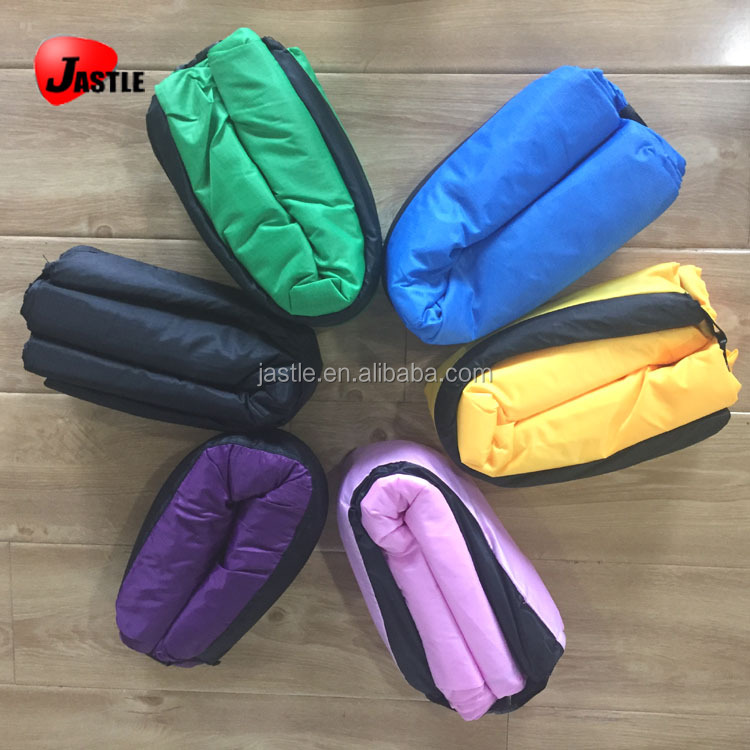 Portable Inflatable Outdoor/Indoor Air Sofa with Travel Bag Waterproof Compression Sacks for Camping