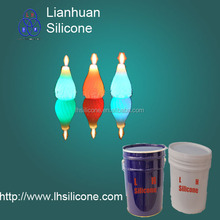 Professional Custom design industrial silicone rubber for candle thermal conductive