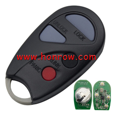 Factory wholesale Modified Remote Flip remote Car Key with 315Mhz
