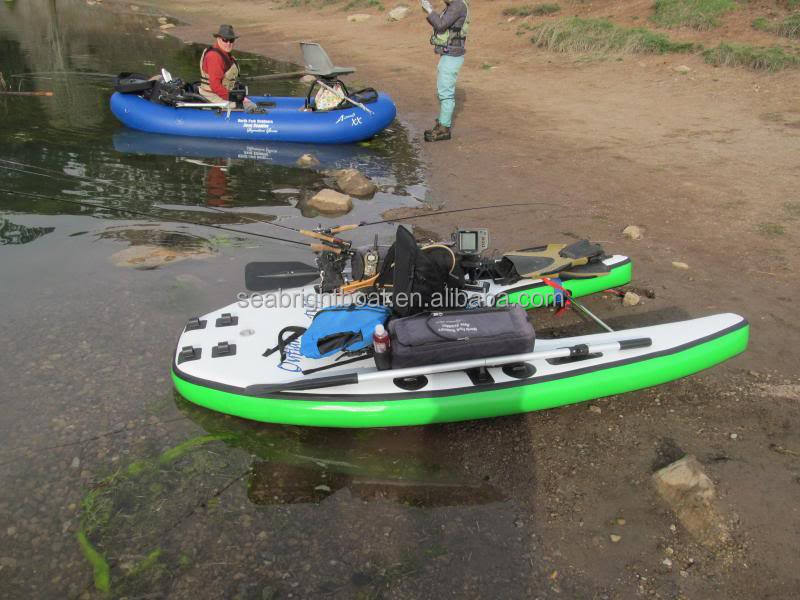 2015 china factory high quality korean mini fly fishing for Inflatable fly fishing boats