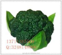 Buy Man-made midsize cauliflower for decoration,plastic ...