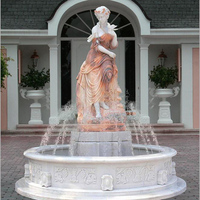 Hot Selling High Quality Marble Fountain Bali Water Feature