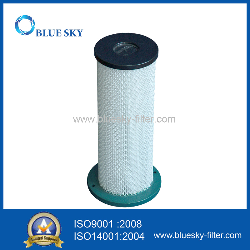 Industrial vacuum filter element