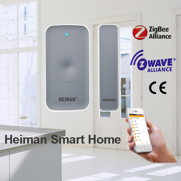 New Zigbee HA1.2 sliding door or window automatic door open close sensor