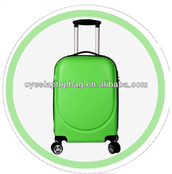 2012 trendy trolley bags trolley case suit case of trolley wheeled bag set