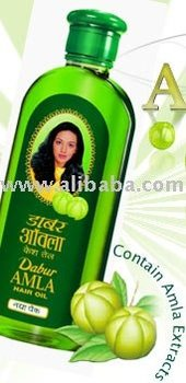 Ayurvedic Herbal Dabur Amla Hair Oil