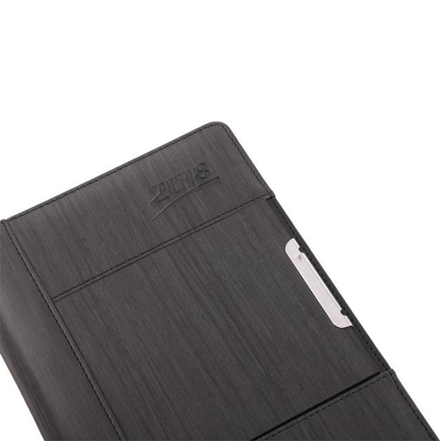 2017 Promotional Cheap Luxury Custom logo Diary