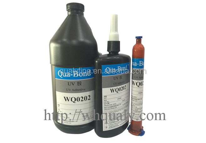 High viscosity Uv glue uv adhesive UV-cured WQ352
