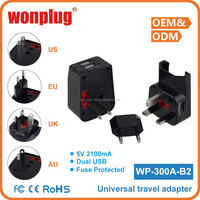 China supplier high quality gift items low cost from Wonplug Patent CE RoHS approved