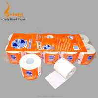 Custom Printing Jumbo Toilet Paper Roll China Industrial Tissue