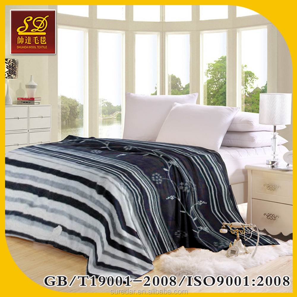 China manufacturer Micro minky 3d embossed Coral Fleece Blanket/adult blanket/bed sheet