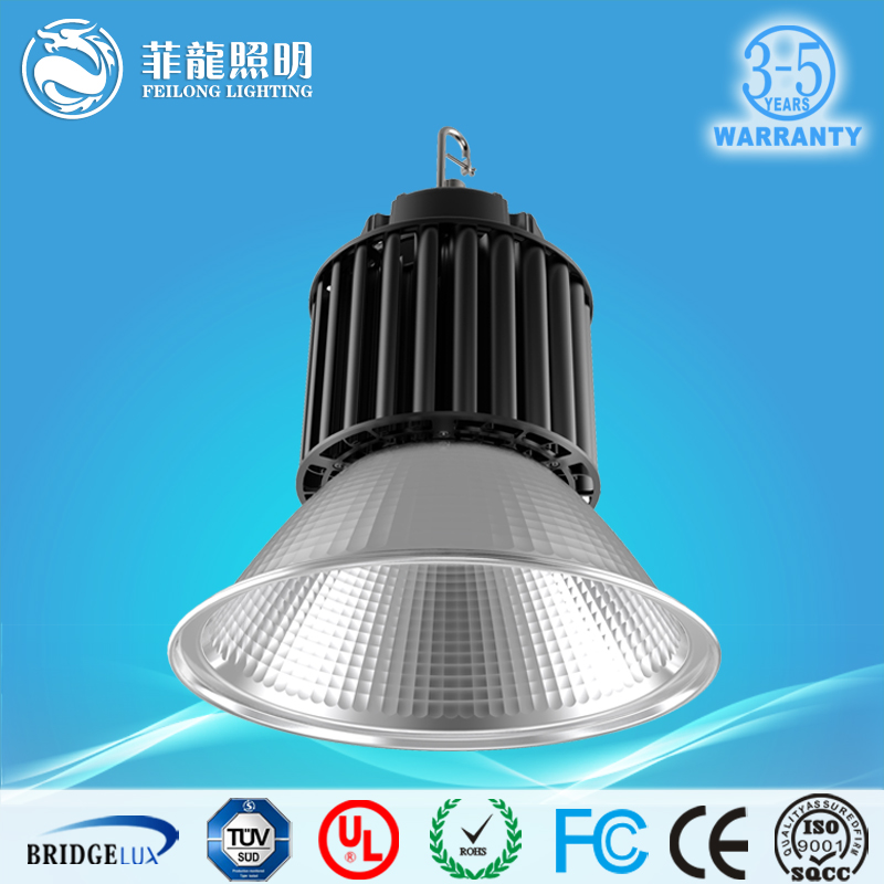 Tube,ring, hook, E40 thread base 200w led high bay light