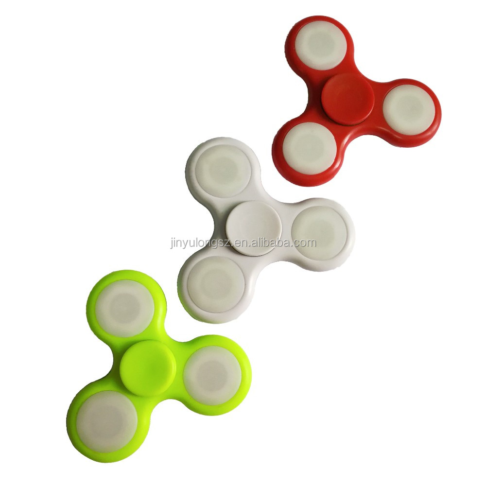 Hot Top Level Fidget Spinner With Competitive Offer Hand Spinner Copper Brass Aluminum Ceramic Hybrid 608 Bearings Spinner Toy