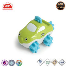 3d design custom plastic toy bus for kinds