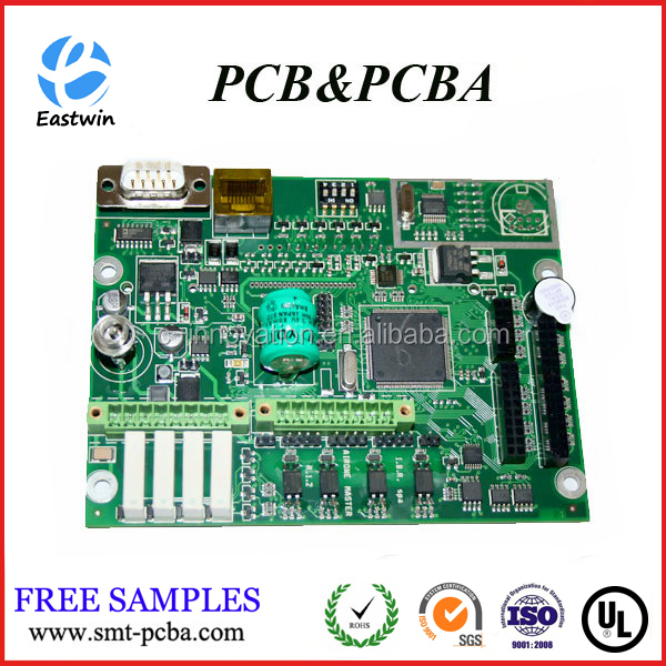 2 layers pcb board.printed circuit board design and assembly.freedom pcb circuit