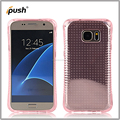 Hot selling cover shonkproof point design TPU case for samsung S7