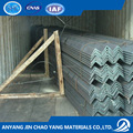 JIS G3192 hot rolled types of steel bars equal angle steel s235jr