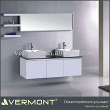 New Products Simple Modern MDF Board Soft Close Bathroom Furniture