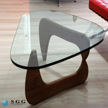 CE &SGS high quality hot plate glass top