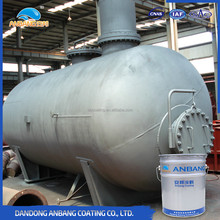 Drummed paint water tolerant corrosion resistant anti rust coating