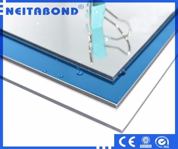 Surface Applied Aluminum Composite Panel : Sandwich aluminum composite panel sheet pe pvdf coated