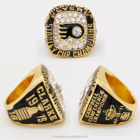 Popular men fashion ring,Ice hockey ring Philadelphia flyers Stanley cup hockey championship ring(SWTPR1124)