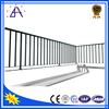 High Quality Silver Anodized Aluminum Railings