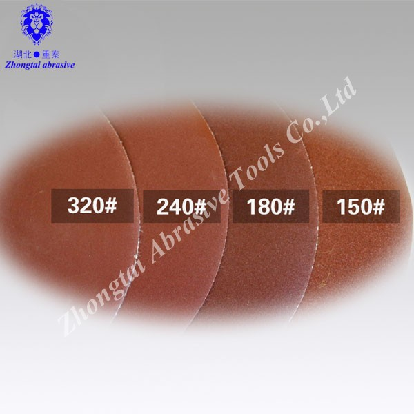 Abrasive Disc Type low price sand paper in china