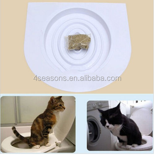 pet supplies , pet a potty dog potty Cat Toilet Training System with catnip included in Yiwu