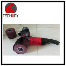 High Quality Electric Flat Stainless Steel Polisher/Sander With Wheel
