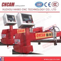 Practical and Economical High Definition Good Performance Oxygen Cnc Plasma Metal Cutting Machine