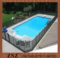 Safety Fence for Pool Indoor Swimming Pool Home Power Steel