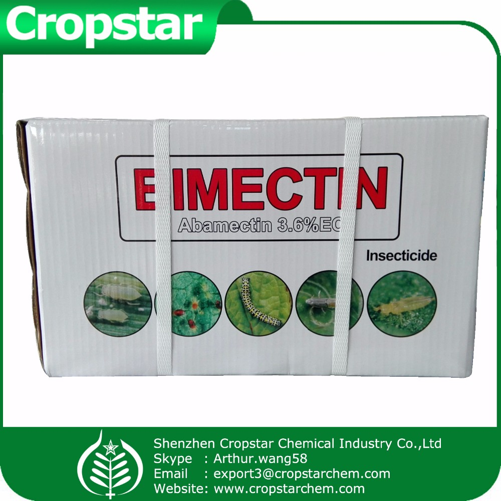 insecticide and acaricide Abamectin 18g/L