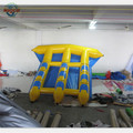 Inflatable flying fish towable inflatable flying finish inflatable flying fish boat