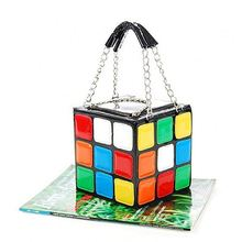 Zogift Lady Girlish Magic Cube <strong>Bag</strong>/<strong>Tote</strong>/Handbag Women's Hot Cute Magic Cube <strong>Bag</strong> Purse Korean Fashion