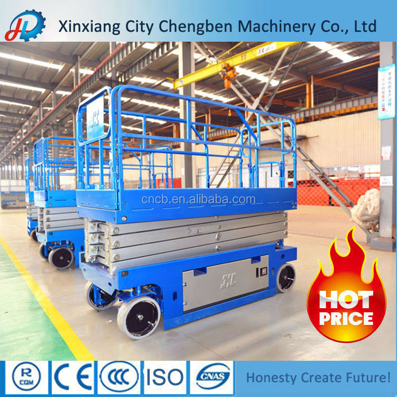China Factory Supply Motorized Projector Scissor Lift