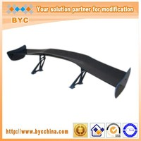 High quality of rear spoiler car universal car spoiler/trunk lip spoiler