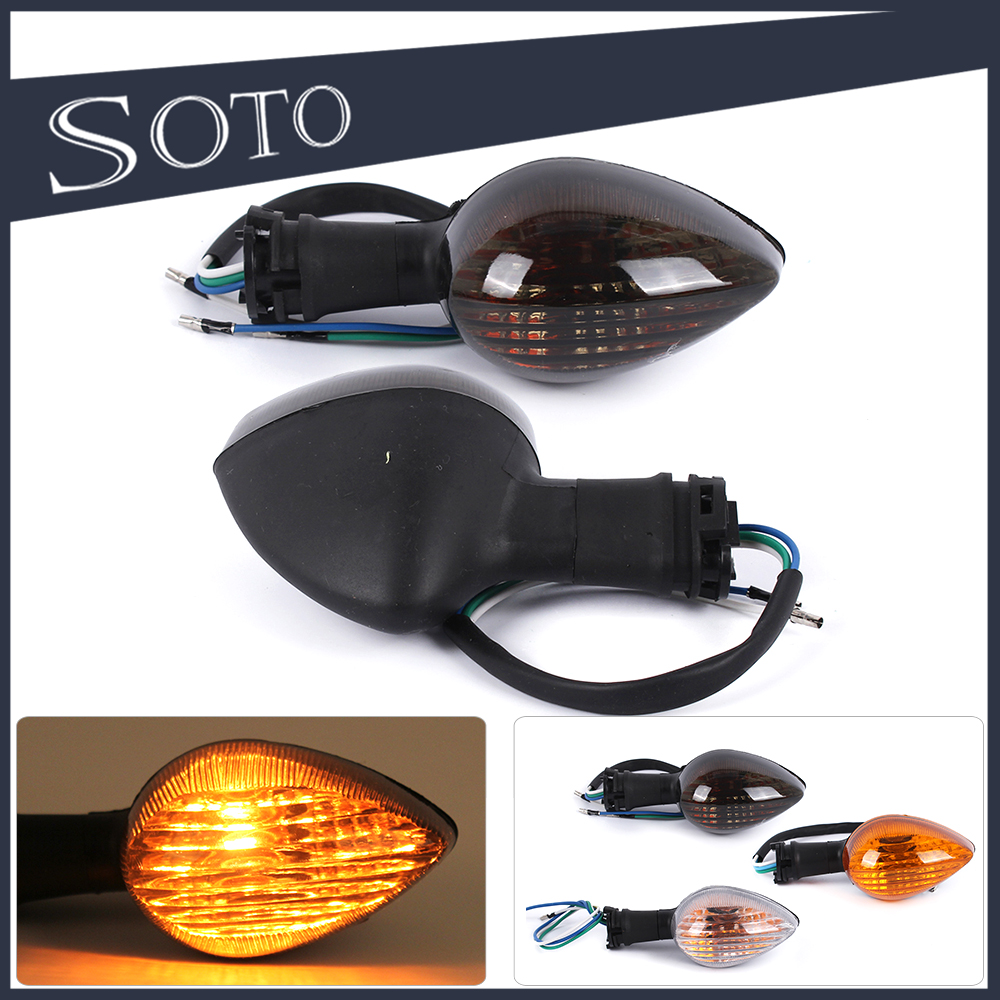 High quality Motorcycle Turn Signal Light Indicator Lamp Front/Rear for YAMAHA YZF-<strong>R1</strong> <strong>07</strong>-14 YZF-R6 06-16 FZ-1/FZ-6/MT-<strong>07</strong>/MT-09