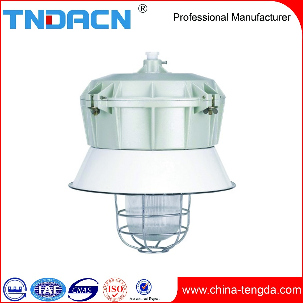 china hot sale explosion proof led light fitting