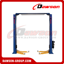 cheap 2 post hydraulic car lift price/ base plate car lift/ used car lifts for sale