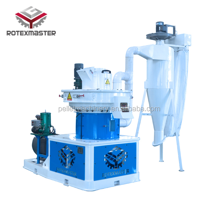 Sawdust Press Wood Pellet Mill Machine Press Wood Pellet Mill with Good Quality
