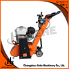 "floor stripper machine 8"" width concrete scarificator for remove traffic lines with 6 axle drums JHE200"