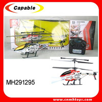3.5 channel alloy blade rc helicopter with lipo battery