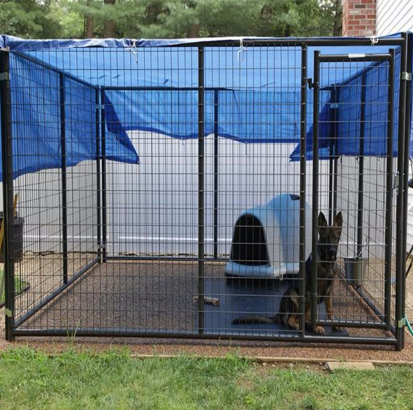 Cheap heavy duty wholesale large dog kennel house