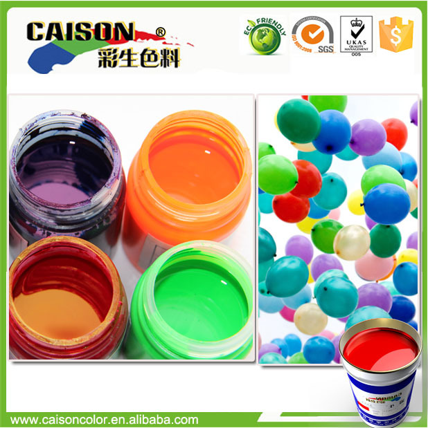 Chinese Color Concentrates for balloons stain