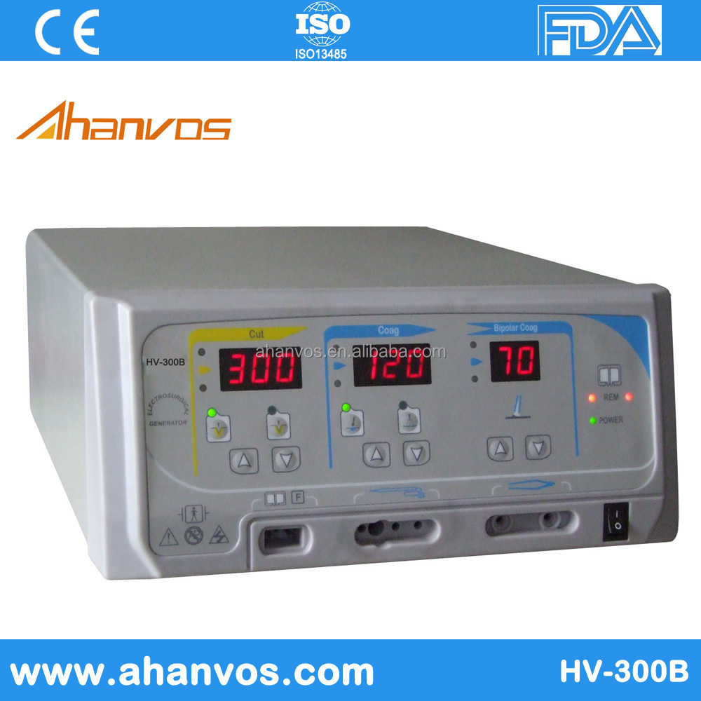 Electronic Equipments Medical Devices Ahanvos Diathermy Machine Electrosurgical unit