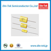 (Electronic components)CL20 metallized film capacitor