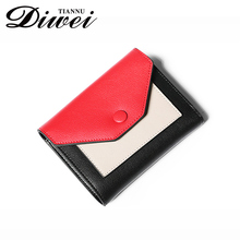 2017 manufacturer cheap price wholesale small leather clutch purse